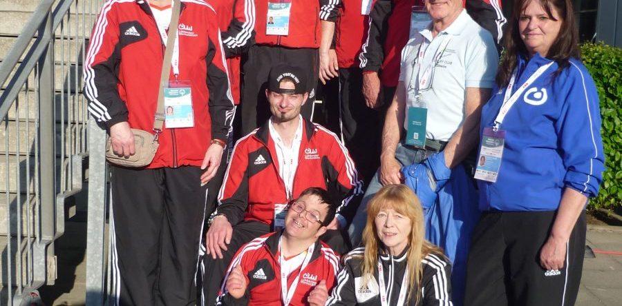 11. Special Olympics National Summer Games Kiel 2018 Erfolge für Lübbecker Sportler
