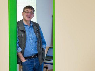 Jürgen Köster Vorsitzender des Behindertenbeirates