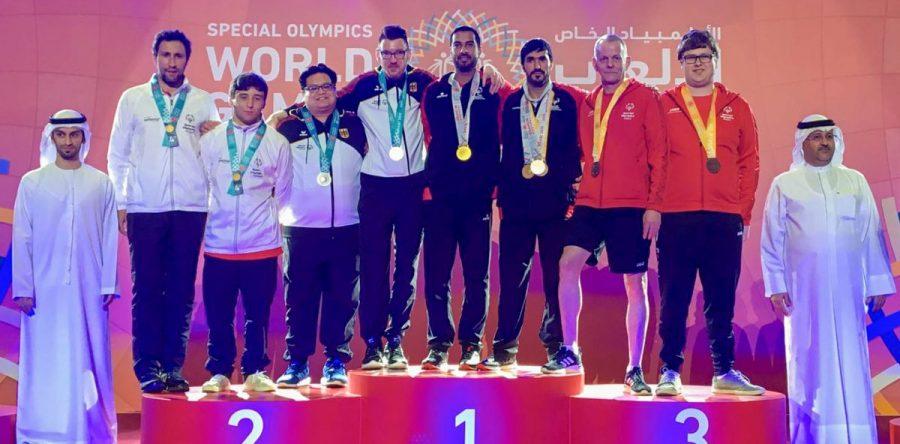 Lehn und Schürmann in Abu Dhabi erfolgreich